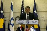 Ceremonija završena: Izrael priznao nezavisnost Kosova!