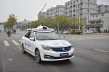 Vuhan pustio u rad automatizovana taksi vozila