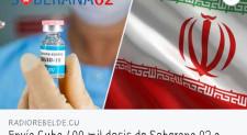 Kuba šalje 100 000 vakcina u Iran
