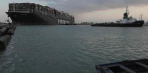 Suecki kanal konačno oslobođen