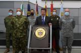 Vojska Kolumbije usmrtila 10 gerilaca