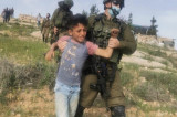 Izraelska vojska hapsi palestinsku decu