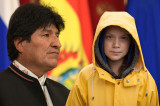 Nebojša Babić: Projekat Greta Tunberg protiv Eva Moralesa
