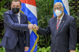 Kuba i Rusija najavile intenziviranje ekonomske i vojne saradnje