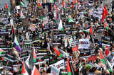 180.000 ljudi na ulicama Londona u znak podrške Palestini