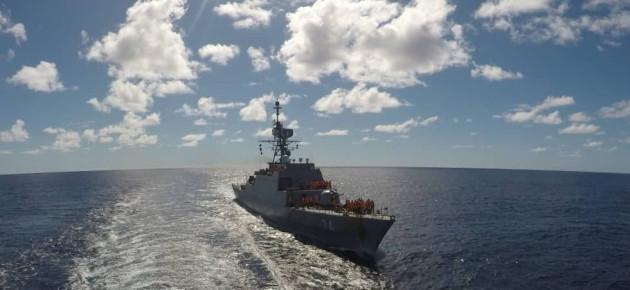 Iranski vojni brodovi po prvi put u Atlantskom okeanu, Amerika preti