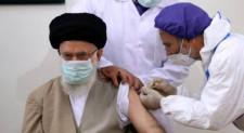 Vrhovni vođa Irana primio domaću COVIran Barakat vakcinu