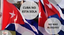 MOČ: Apel narodima sveta protiv blokade kubanskog naroda