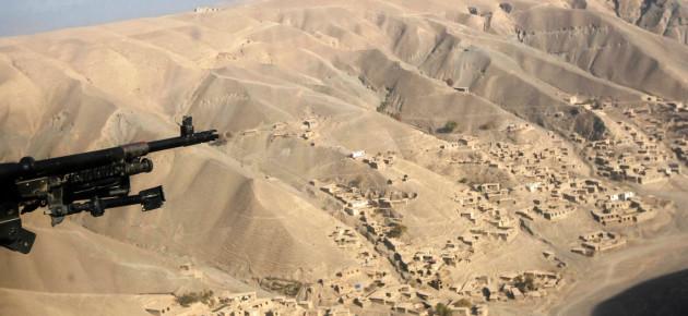Pregled prirodnih resursa Avganistana
