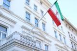 Ambasada Irana u Londonu odgovorila na propagandu Velike Britanije