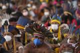 Na hiljade brazilskih domorodaca protestuje protiv zemljišnih reformi