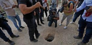 Šest palestinskih zatvorenika pobeglo je iz izraelskog strogo čuvanog zatvora