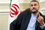 Iran: SAD da govore jezikom poštovanja i logike