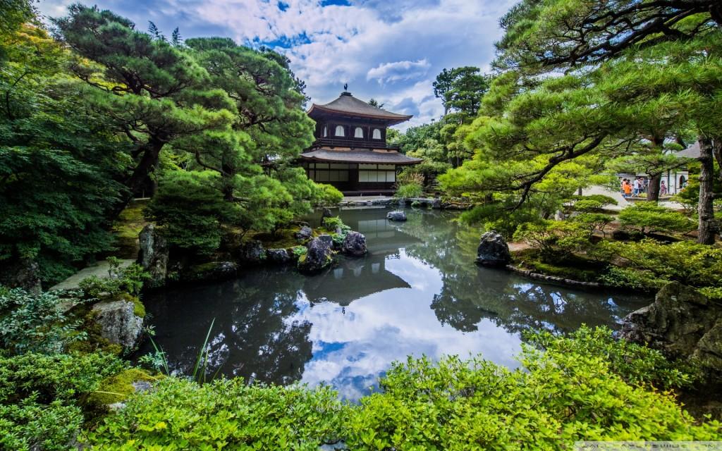 Japanski vrtovi  Princip
