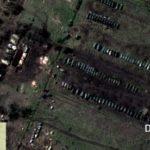 Satelitski snimci otkrivaju gomilanje ruskih trupa na granici sa Ukrajinom.