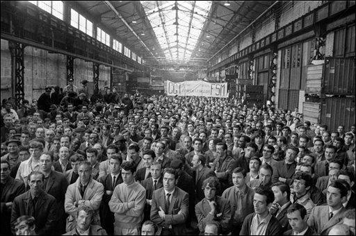 Radnička okupacija Citroena