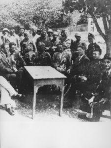 Meeting_of_Chetniks,_Ustasa,_and_Domobrani