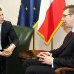 Vučić položio račun EU