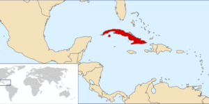 LocationCuba