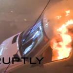 UŽIVO: Sukobi policije i demonstranata u Grčkoj