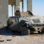 Dvostruki samoubilački napad na iračku vojsku u Faludži