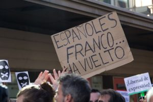 """""""Španci, Franko se vratio"""", izvor: Wikipedia"""
