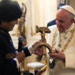 Neobičan poklon za Papu