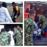 Kolumbijski ELN napao vojnu bazu Akari