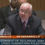 Venecuela se zalaže za potpunu integraciju Palestine u UN
