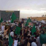 Nastavak skupova podrške Gadafijevoj vojsci