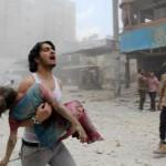 Kakav masakr i ludilo – bombardovana dečija bolnica u Faludži (Foto, Video)