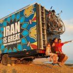 """Napad britanske policije na porodični kombi sa natpisom """"Iran je veliki"""""""