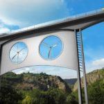 Vetroturbine ispod mostova