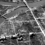 Pogled na Hirošimu nakon eksplozije atomske bombe