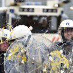 Neredi u Briselu
