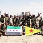 Kome ide u korist savez između kurdskog YPG-a i Slobodne armije Sirije?