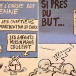 "Degutantni ""humor"" Šarlija Ebdoa udara po izbeglicama"