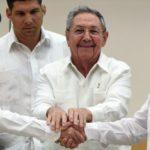 Deklaracija međunarodnog Antiimperijalističkog fronta o mirovnom procesu između FARC-a i Kolumbije