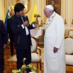 Papa se izvinio Južnoj Americi za nanetu patnju
