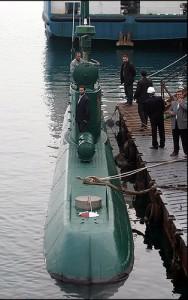 Podmornica klase Gadir Izvor: Wikipedia