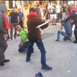 Revolucionari u akciji: kažnjavanje dilera droge (VIDEO)