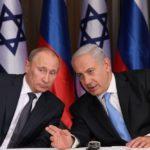 Vojna saradnja između Rusije i Izraela u Siriji