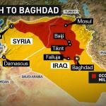 Ofanziva protiv Islamske Države na četiri fronta