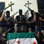 Hrišćani koji se bore na strani sirijske opozicije (Video)