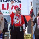 Podrška američkih indijanaca Palestini
