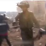 Izraelska policija kolima gazi Palestinca, a potom ne dopušta prolaz hitnoj pomoći (VIDEO)