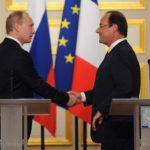 """Putin: """"Sarađivaćemo sa američkom koalicijom"""", Oland : """"Žao nam je zbog ruskog aviona"""""""