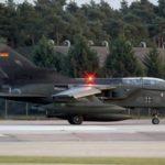 Nemačka otpočela operacije bombardovanja Sirije