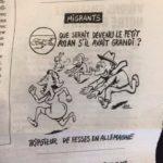 Šarli Ebdo pomera granice neukusa sa novom karikaturom