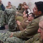 Iran oslobodio zarobljene marince
